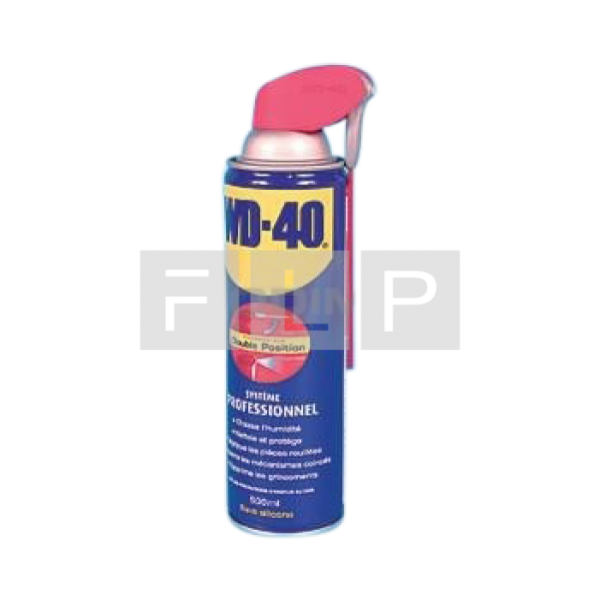 Spray cleaner WD40